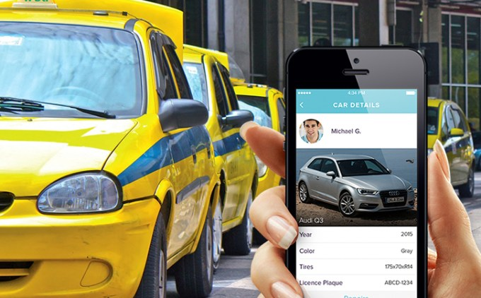 Taxi Booking App Technology