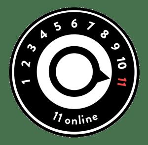 11-online-logo-dial