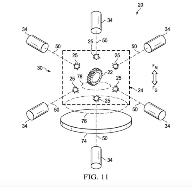 Boeing-Patent: 3D-Druck in der Schwebe   11tech