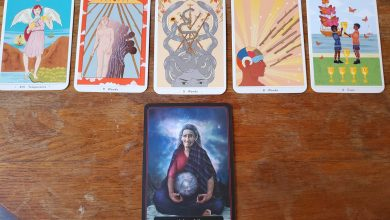 Photo of January 2021 Tarot Reading of the Month