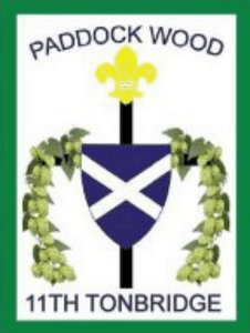 11th Tonbridge Group Badge