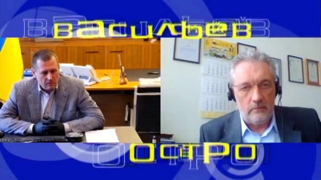 Васильевский остров – Эфир 21 апреля 2020 г.
