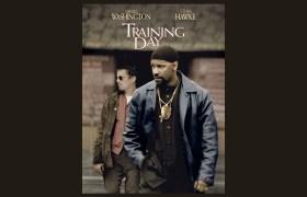 映画「トレーニングデイ」のパッケージ