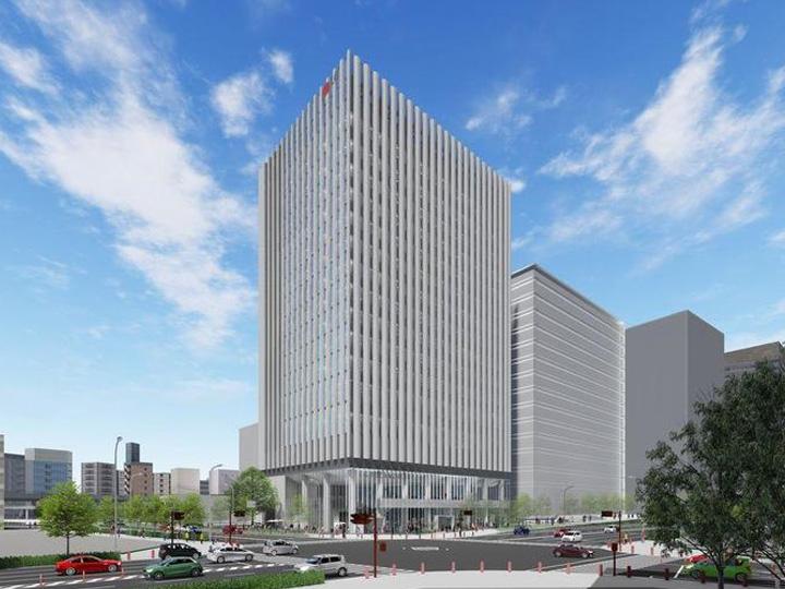 [2021年11月竣工予定](仮称)LGグローバルR&Dセンター