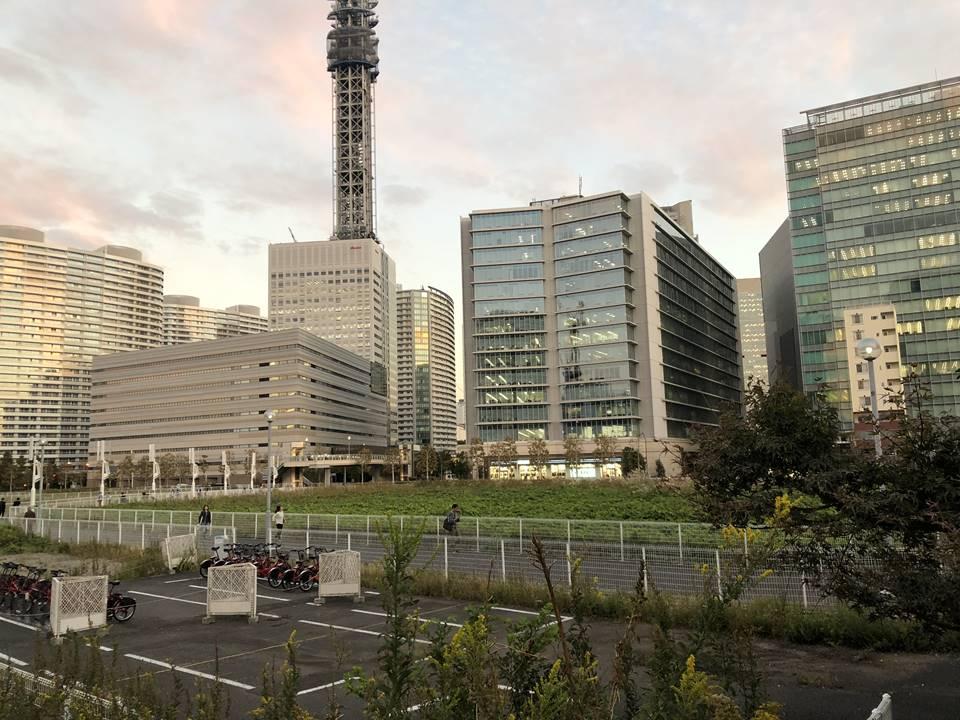 みなとみらい線新高島駅周辺写真