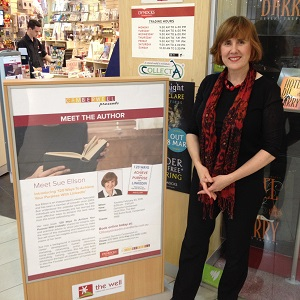 Meet The Author Sue Ellson at Dymocks Camberwell