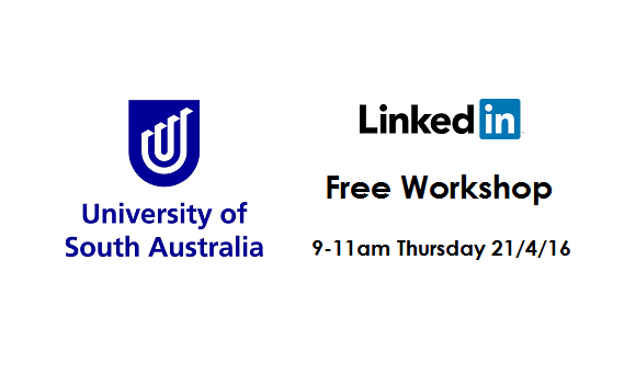 UniSA LinkedIn Workshop
