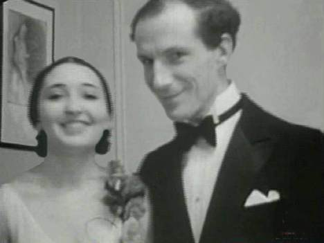 Lev Termen and Theremin virtuoso Clara Rockmore