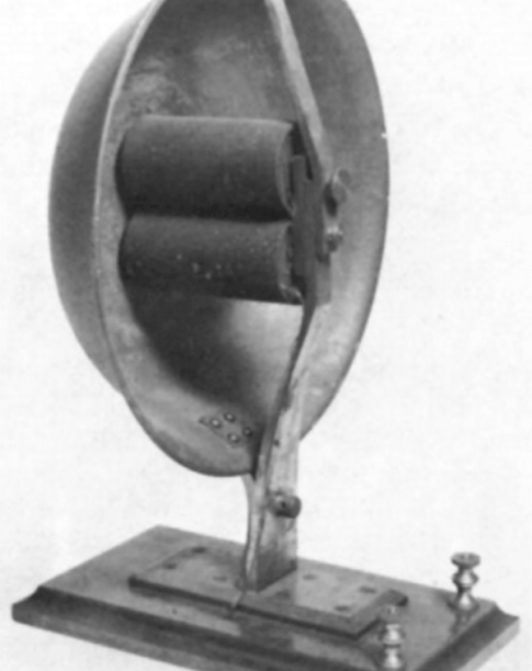 washbasin receiver of 1847