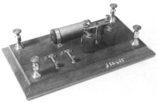 The 'Two-Tone' transmitter of 1874