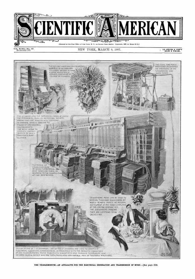 Scientific American vol 96 no10 9th March 1907