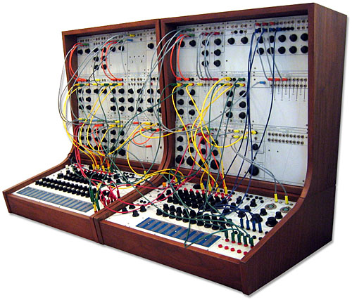 Buchla Series 100