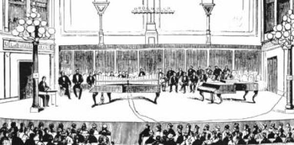 Performance of the Musical Telegraph