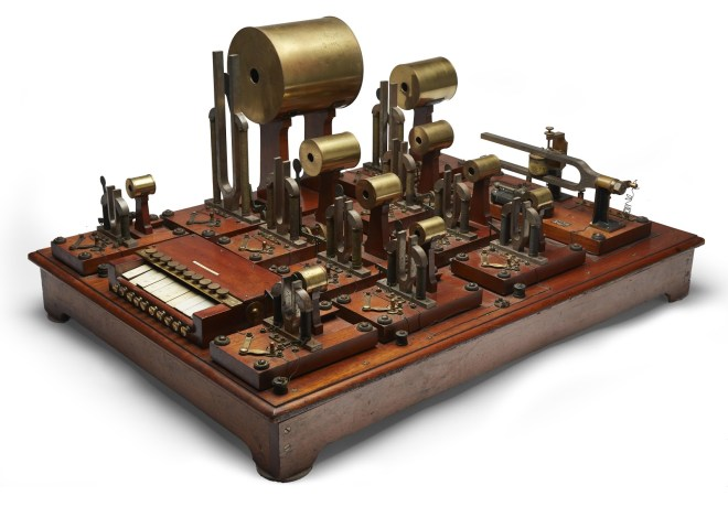 Helmholtz Sound Synthesiser