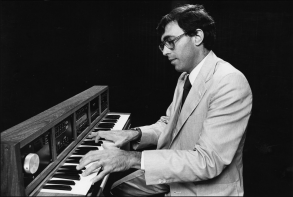 Jon Appleton plays the Synclavier II