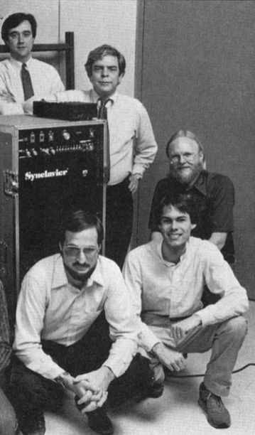 NED Synclavier team