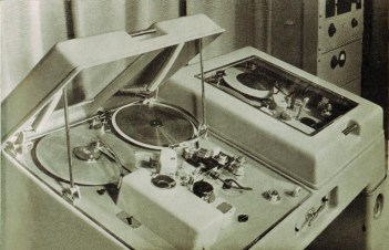 Phillips tape recorders, STEM