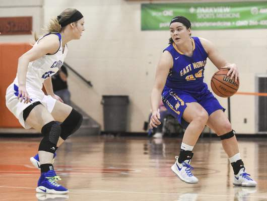 Carroll girls withstand East Noble | Preps plus | The ...