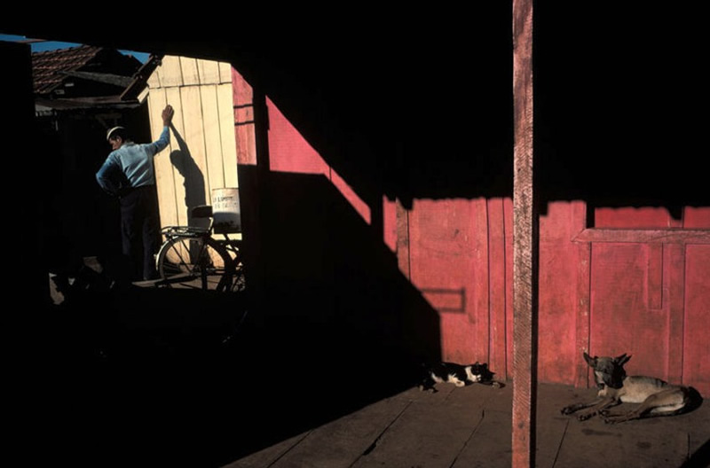 Color Photographs From The Masters Of Photography