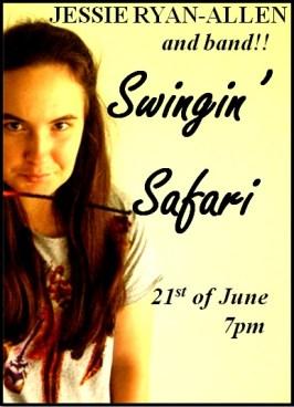 swingin safari 21 june