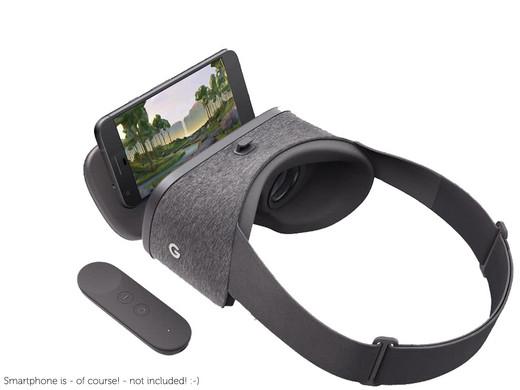 Google Daydream View VR Bril