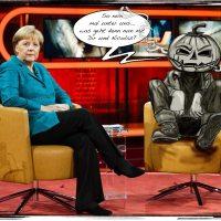 Merkel bei Jauch oder die verpasste Chance