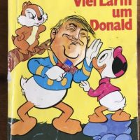 Sketch of the Day: Viel Lärm um Donald