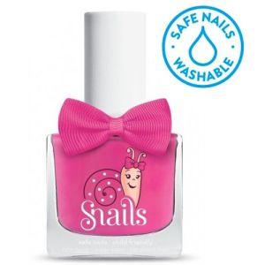 safe 'n' beautiful snails nagellak - knalroze