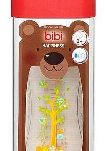 Bibi - Baby Fles Happiness Bottle Play With Us - Boom 260ml