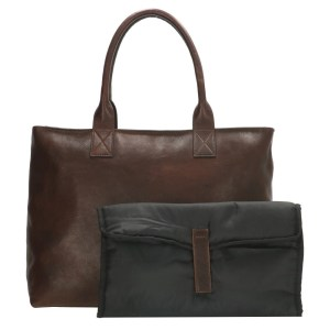 Micmacbags Discover Luiertas Donker Bruin