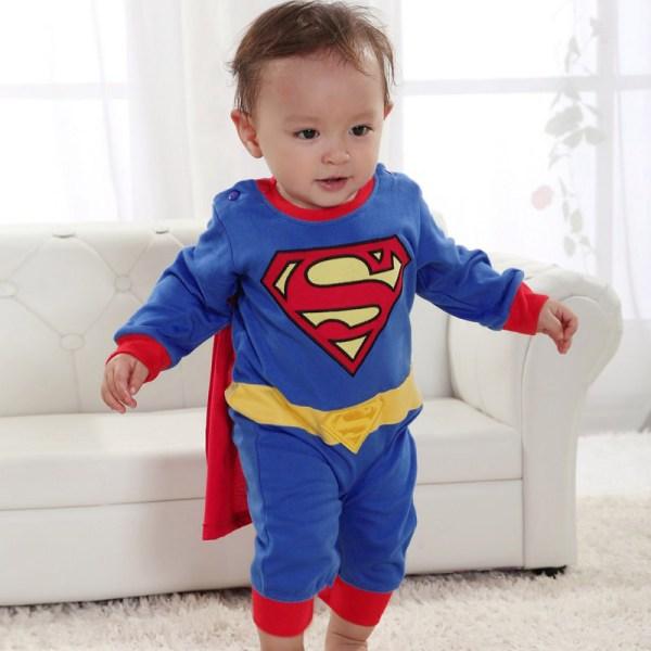 Superman baby pak
