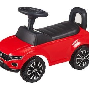 Happy Baby loopauto Volkswagen rood