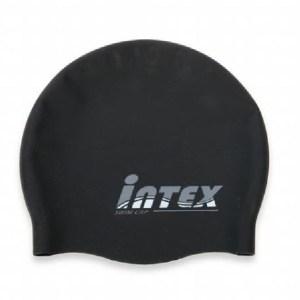 Intex Badmuts zwart/wit