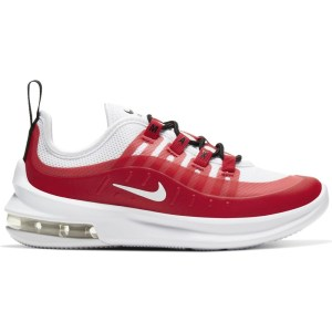 Nike Air Max Axis Baby Sneakers Rood Wit
