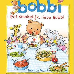 Kluitman Eet smakelijk, lieve Bobbi