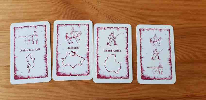 risk kaarten