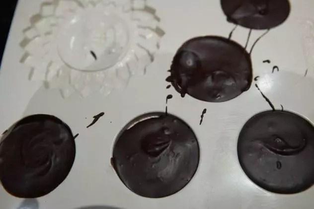 chocolat aux huiles essentielles