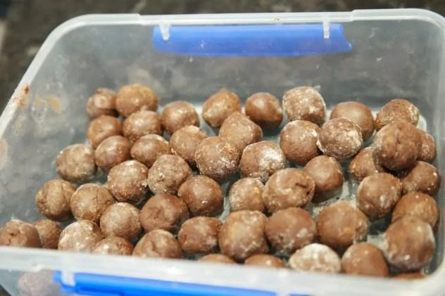 truffes au chocolat recette Bernachon