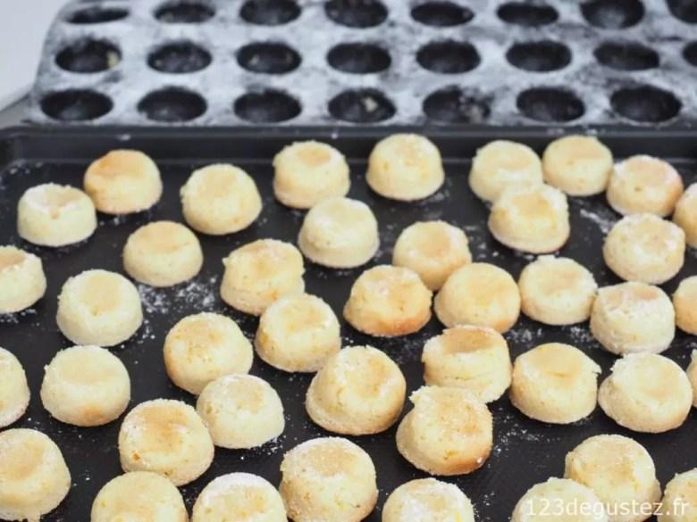 amaretti aux agrumes