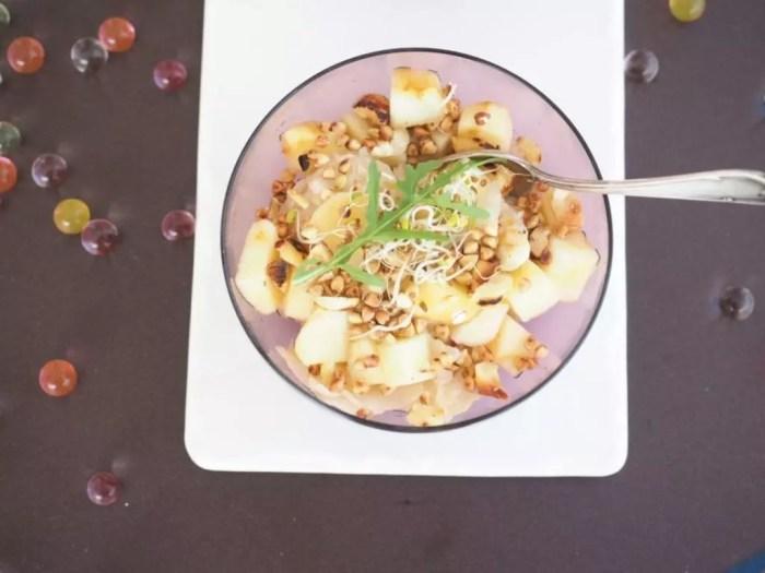 salade de choucroute crue