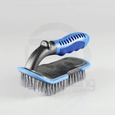brosse pour moquettes et tapis de sol interieur brosse detailing 123detailing com