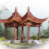 Free 3dmax Model Outdoor Pavilion