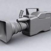 Professional Camera Free 3dmax Model