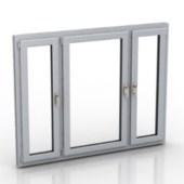 Sliding Door System Free 3dmax Model
