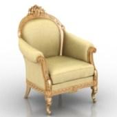 European Royal Chair