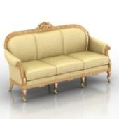 European Royal Sofa