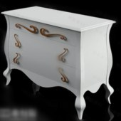 Classic Bedside Cabinet