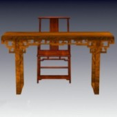 Chinese Antique Chairs Combined