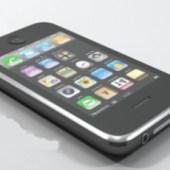 Apple Iphone Smartphone Free 3dmax Model