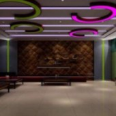 Office Hall Space